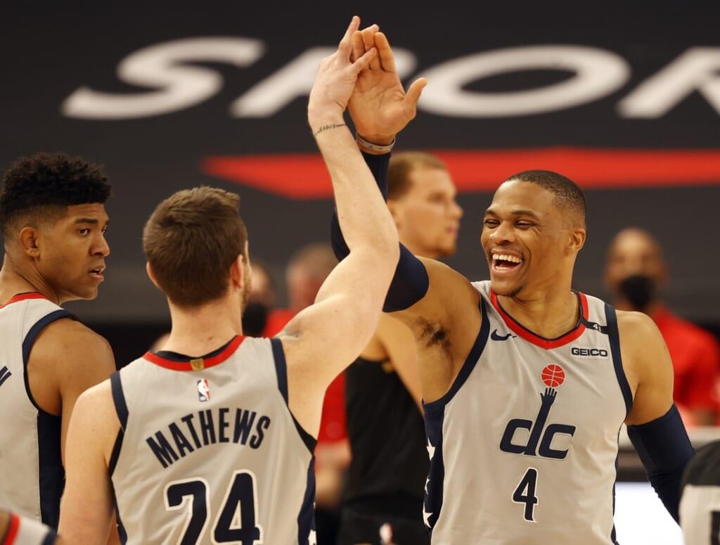 NBA defense rankings: Washington Wizards