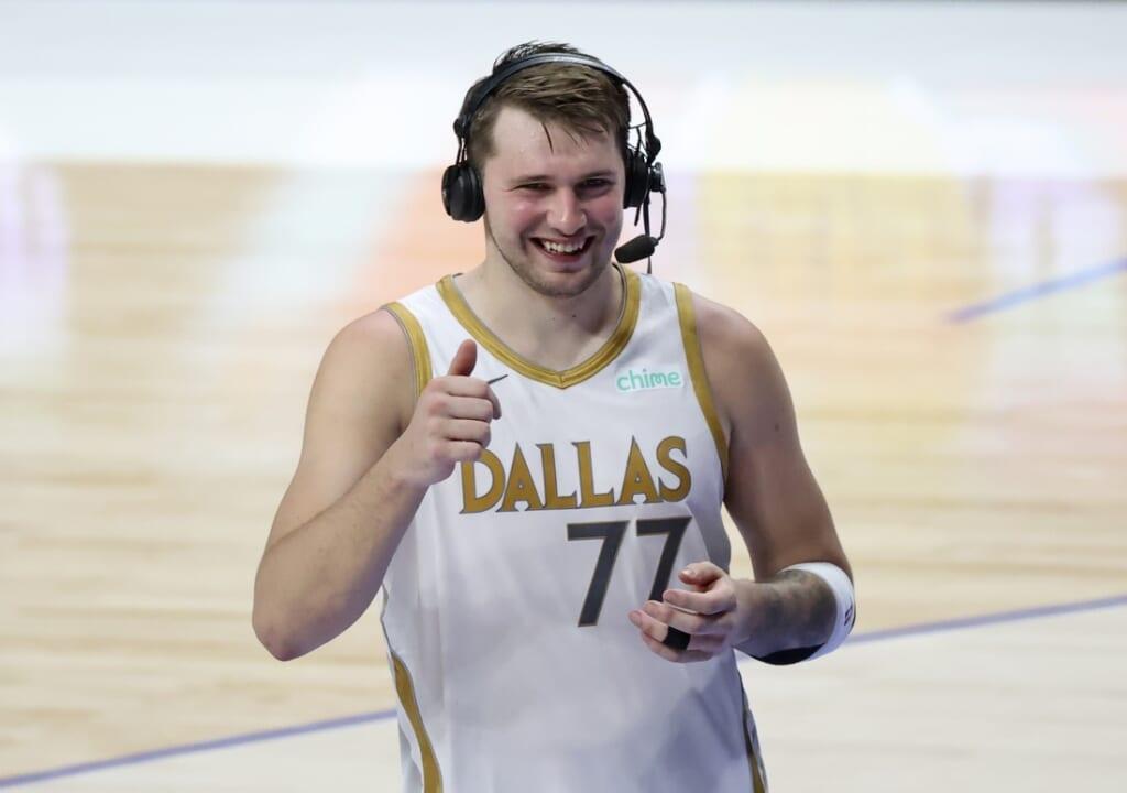 2021 NBA Playoffs odds: Underdogs with huge upset potential: Dallas Mavericks
