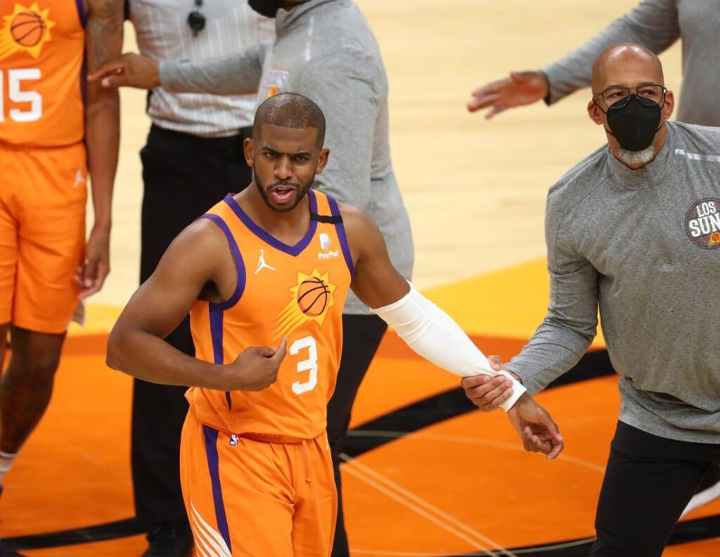 Chris Paul to the New York Knicks