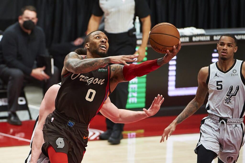 New York Knicks trade for Damian Lillard