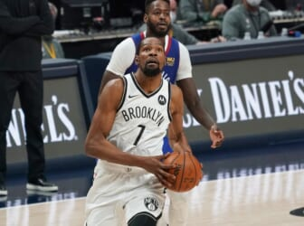 Kevin Durant signs massive contract extension with Brooklyn Nets