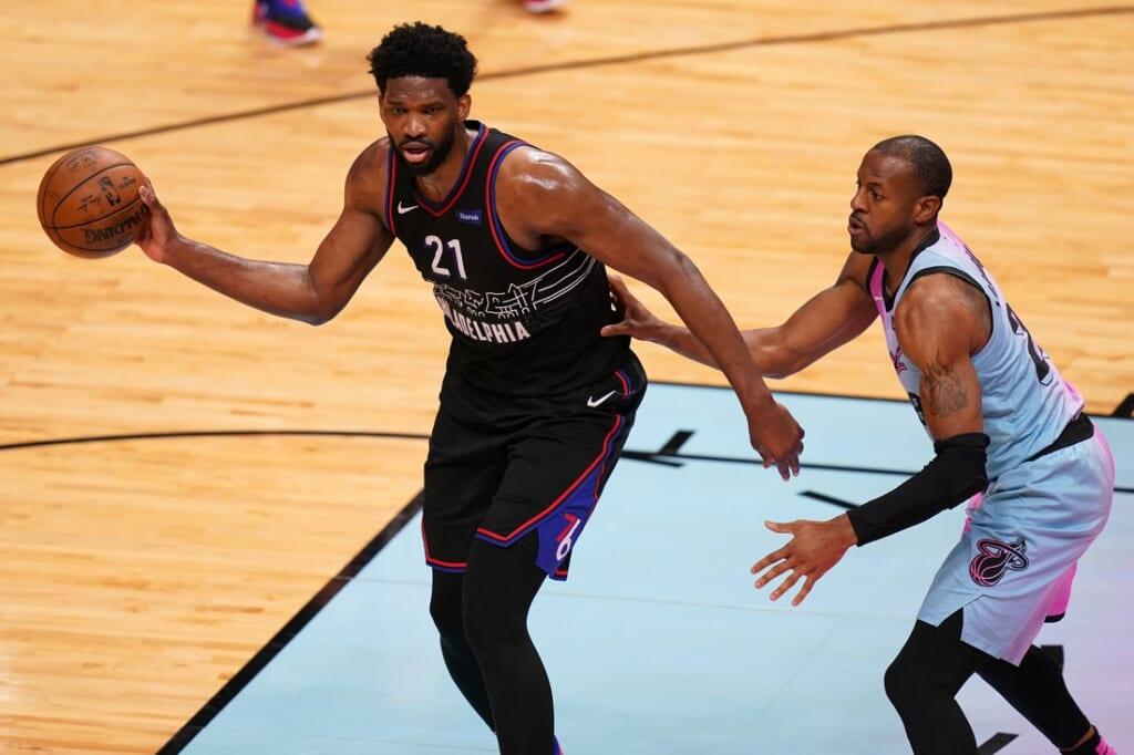 Philadelphia 76ers free agency: Bring back Andre Iguodala?
