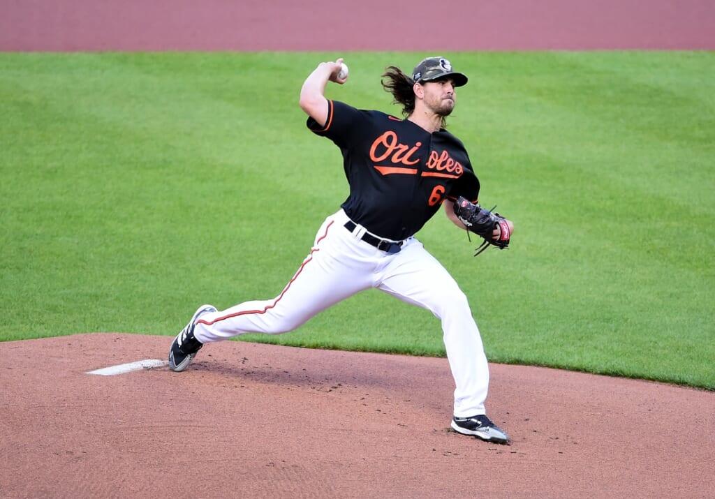 Baltimore Orioles losing streak