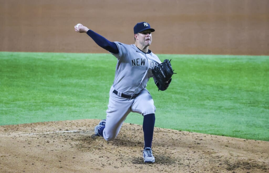 Dominant starting pitching is enhancing New York Yankees' dynamite offense