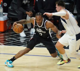 New York Knicks favored to land Kawhi Leonard