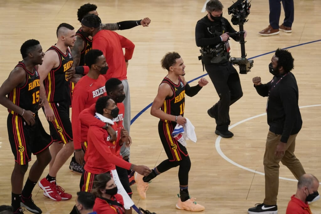 NBA MVP: Trae Young