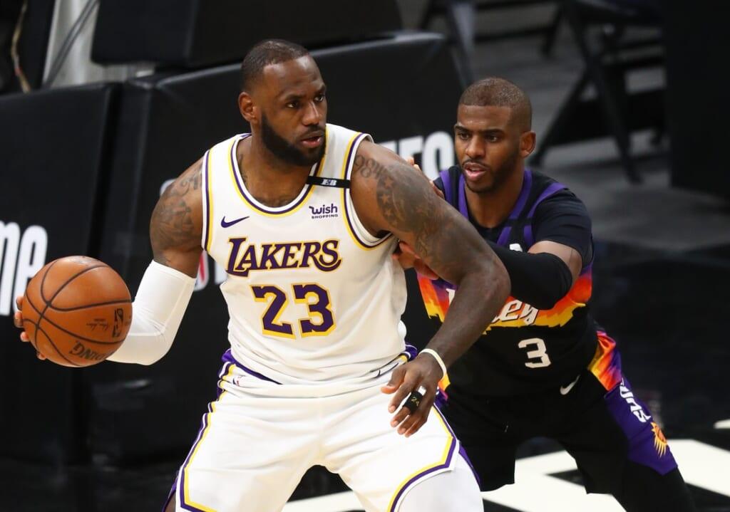 LeBron James blasts NBA over injuries