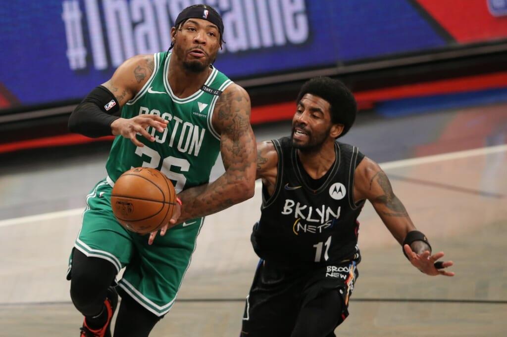 Boston Celtics trade Marcus Smart?