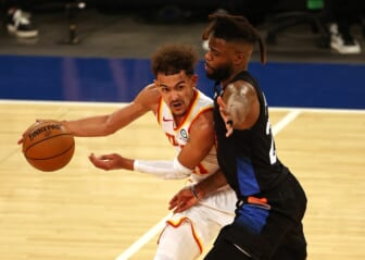 Trae Young, New York Knicks