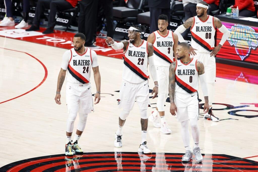 NBA playoffs: Anthony Davis injury
