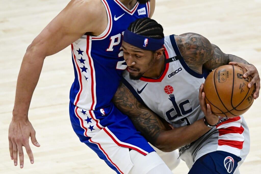 Bradley Beal contract, Washington Wizards
