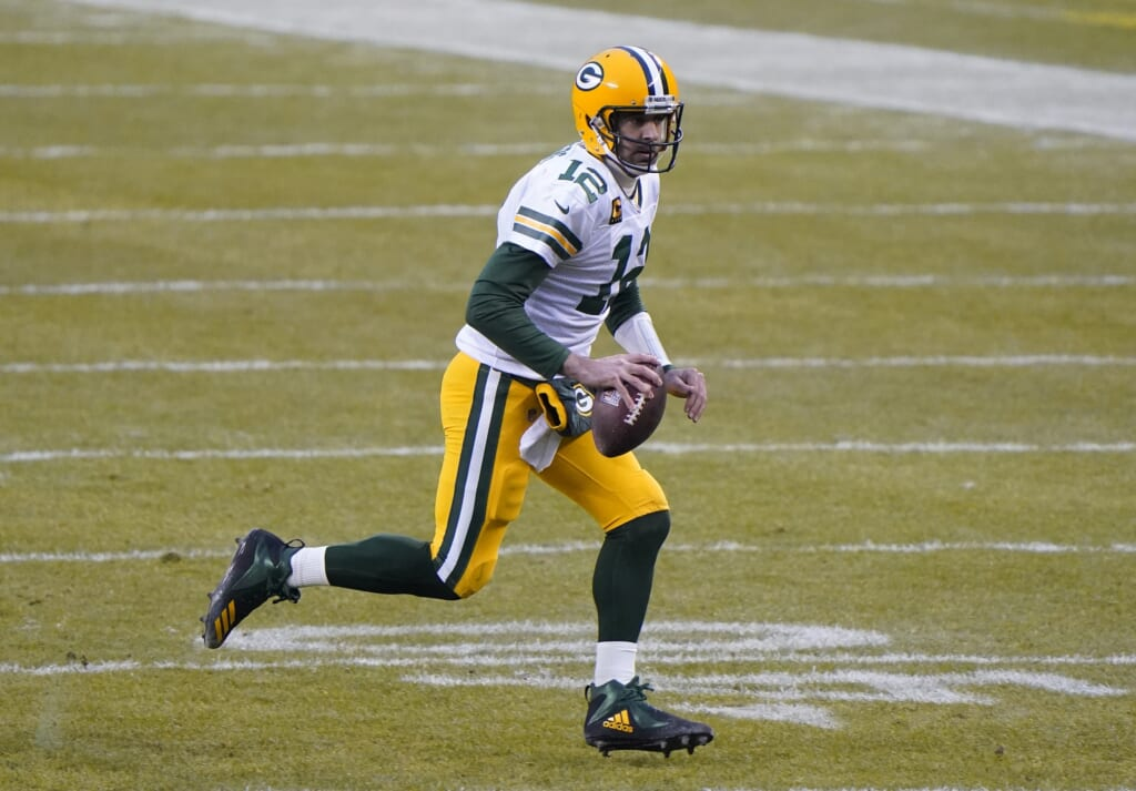Aaron Rodgers, NFL storylines