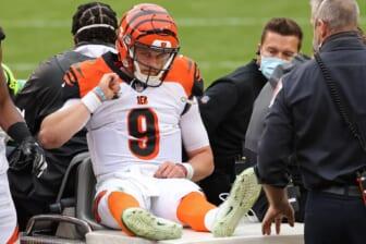 Doctor says Joe Burrow will start Week 1 of 2021 NFL season