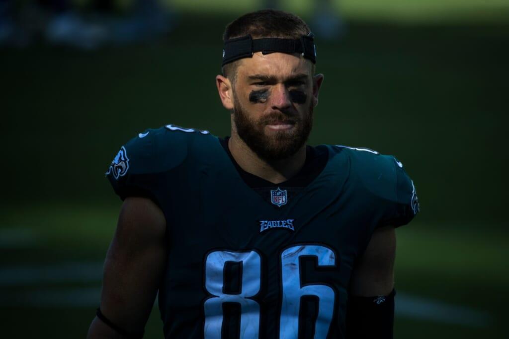 NFL trades, Zach Ertz