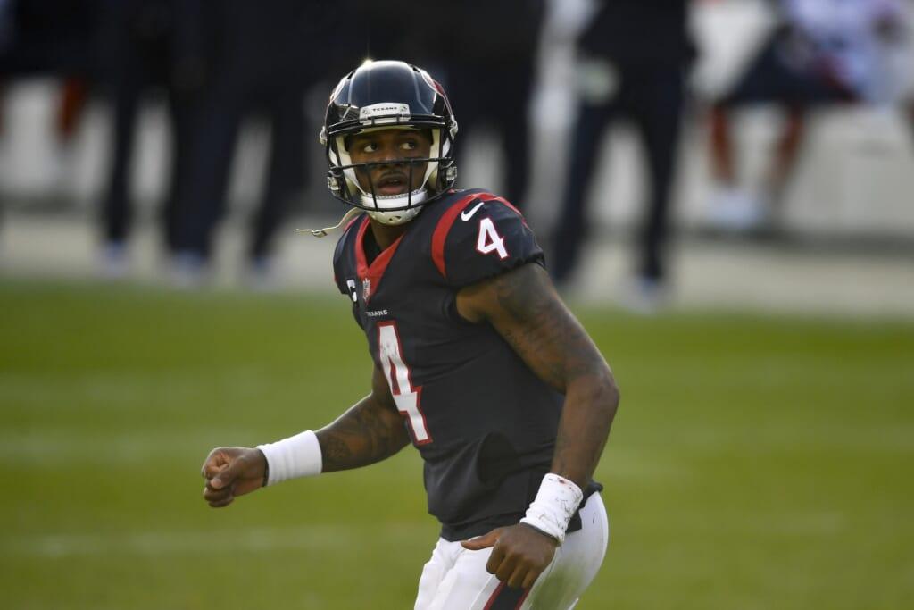 2021 NFL Draft: Deshaun Watson