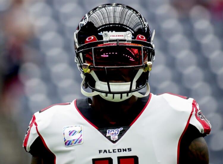 Julio Jones Next Team Odds Pulled Down: Rams Enter Trade ...