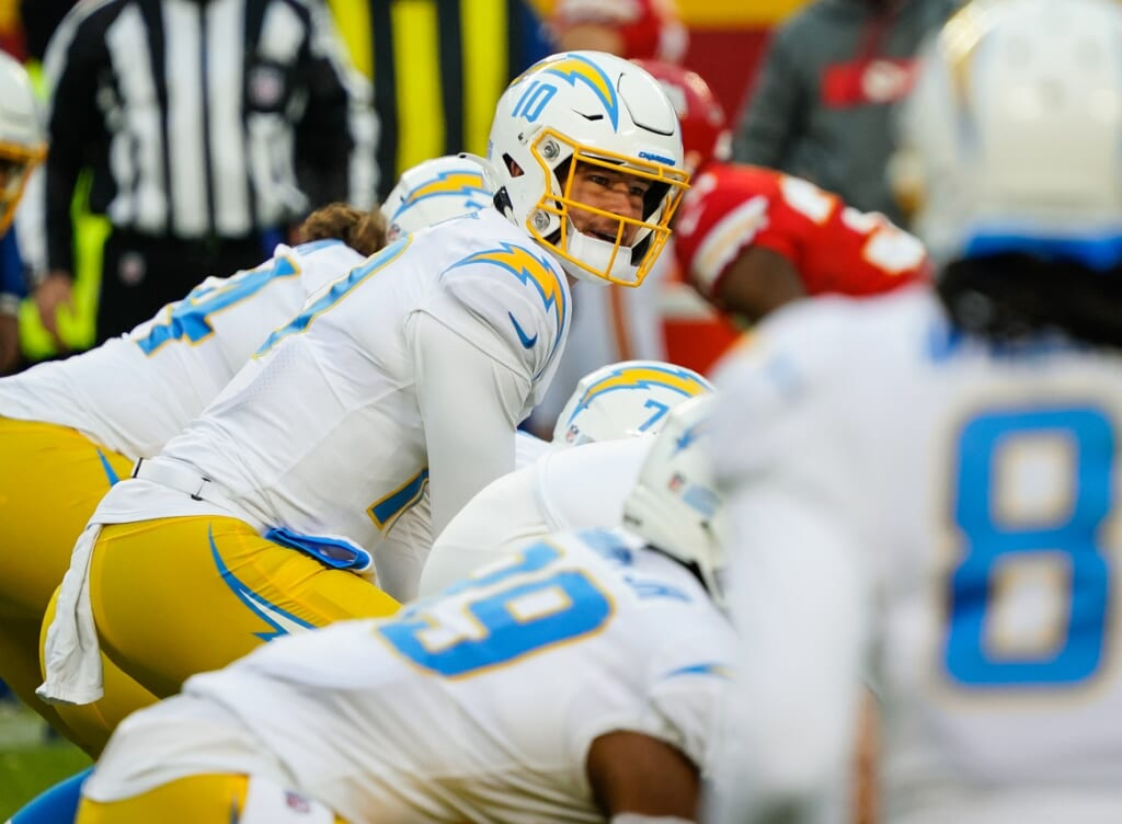 Los Angeles Chargers schedule