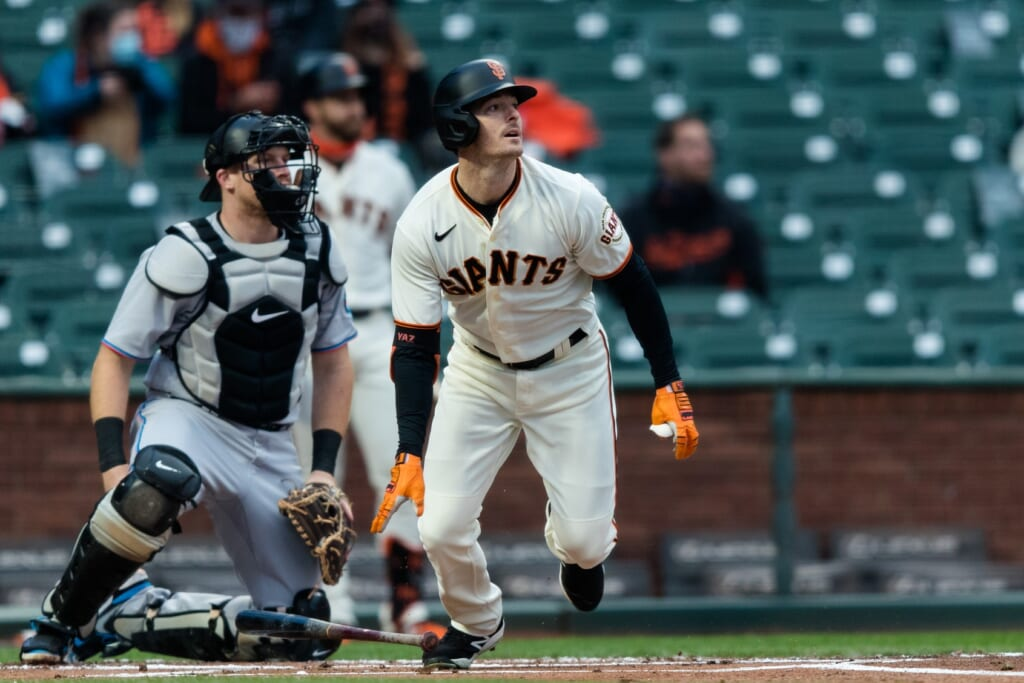 San Francisco Giants offense still has room to improve