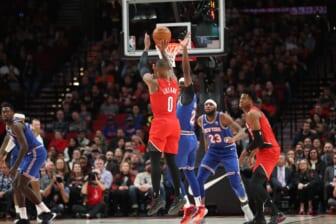 New York Knicks: Damian Lillard