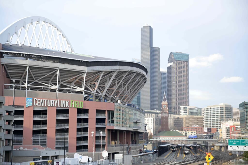 NBA expansion team to Seattle?