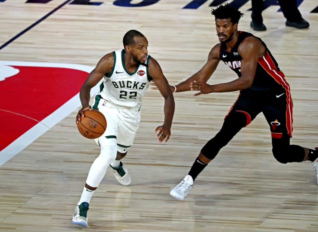 2021 NBA Playoffs: Bucks vs Heat