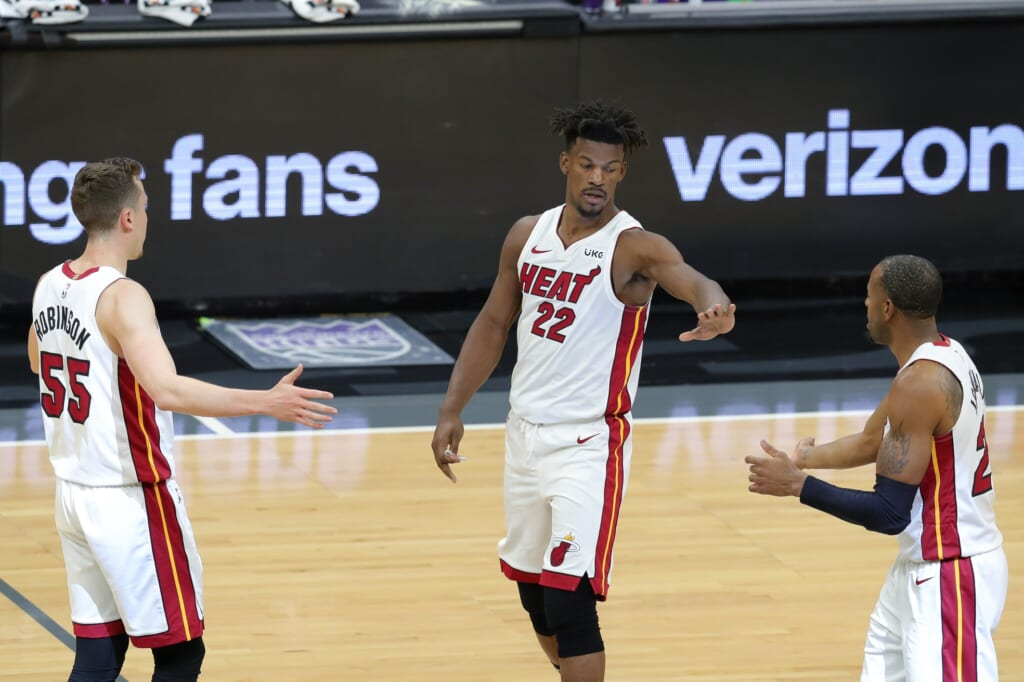 Jimmy Butler contract extension