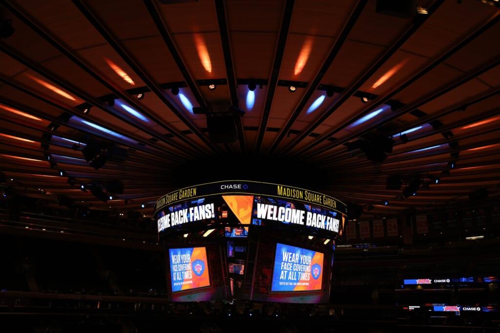 Madison Square Garden: New York Knicks NBA Playoff tickets