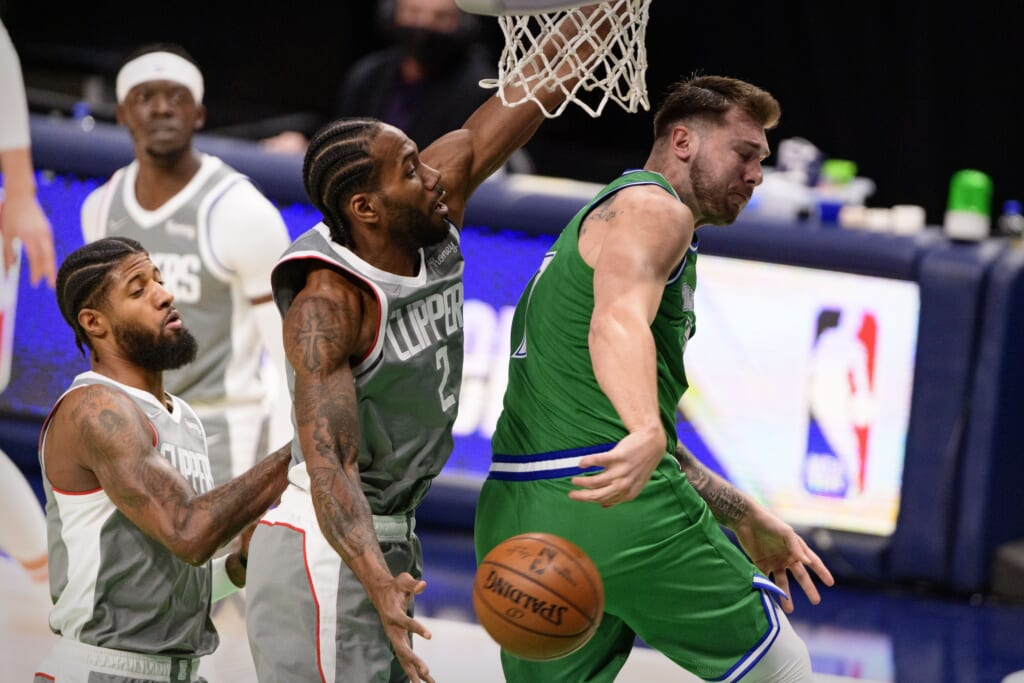 2021 NBA Playoffs: Clippers vs Dallas Mavericks