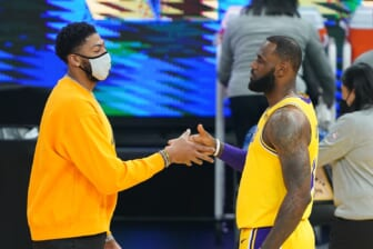 NBA storylines: Los Angeles Lakers