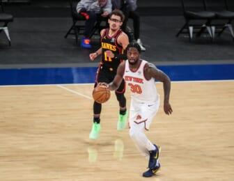 2021 NBA Playoffs: Knicks vs Hawks