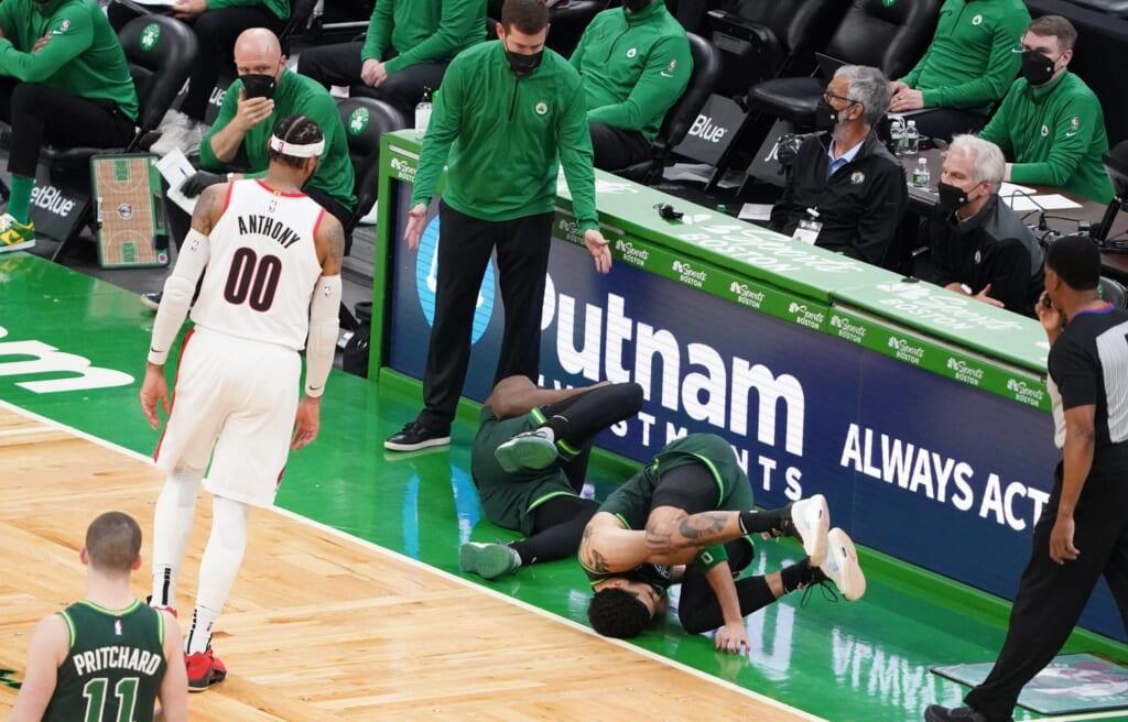 NBA injuries: Jaylen Brown