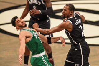 Brooklyn Nets, Kevin Durant