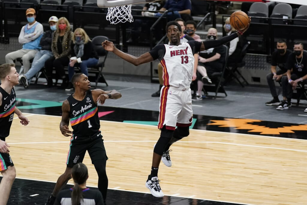 The Miami Heat need to win the rebounding battle