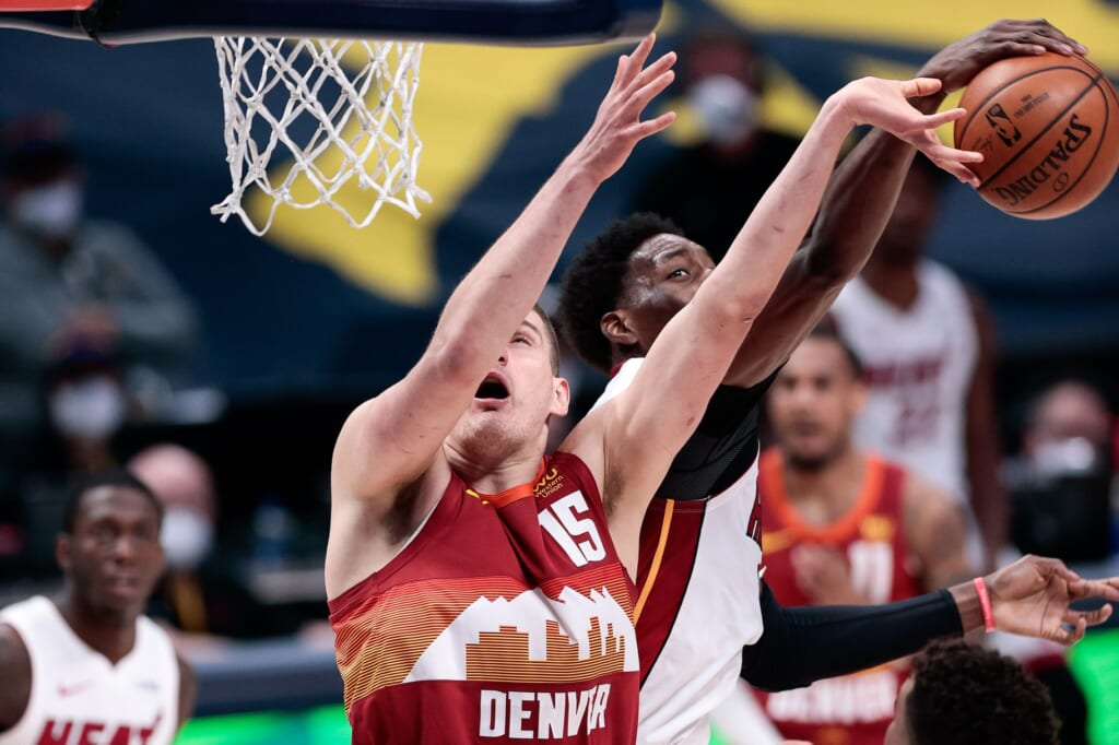 Bam Adebayo can guard 1-5 on defense with few issues