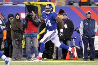 Taking after Tim Tebow, Brandon Jacobs eyes NFL comeback