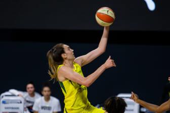 Top WNBA players