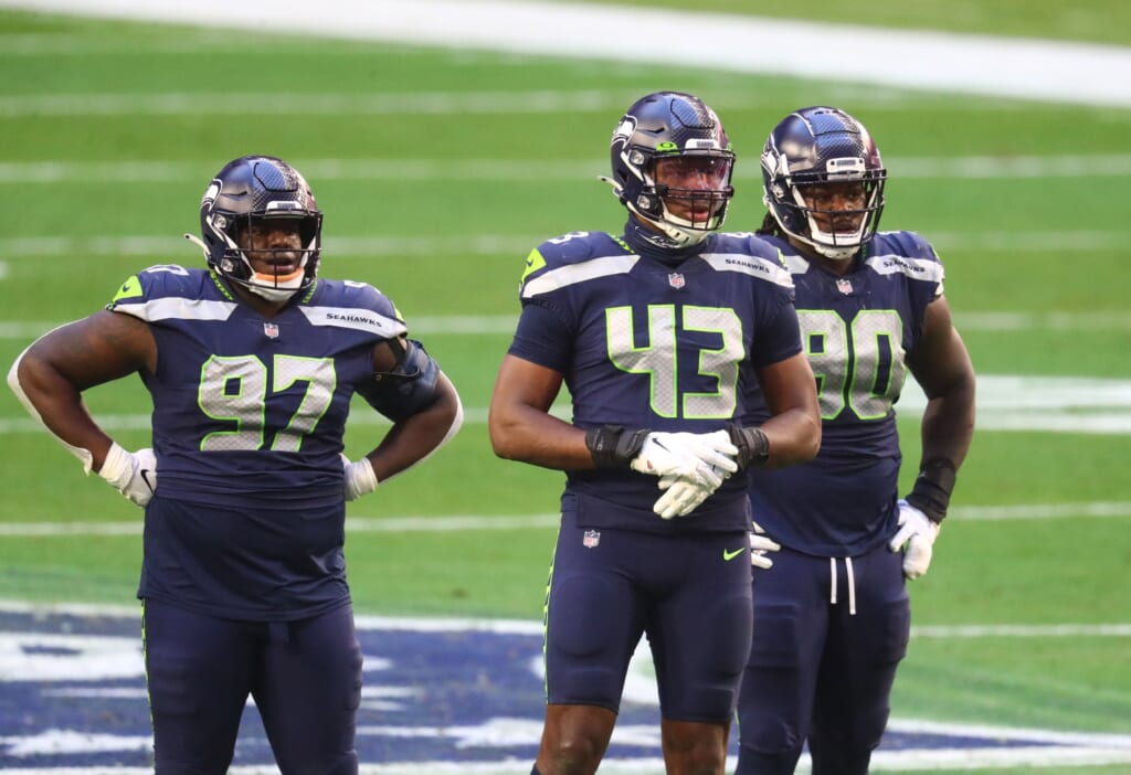5 contenders with lingering flaws after 2021 NFL Draft: Seattle Seahawks