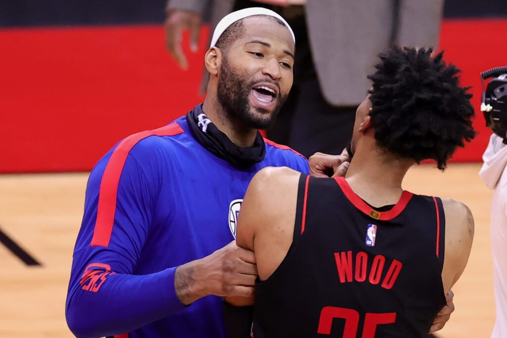 Cleveland Cavaliers take a flier on DeMarcus Cousins