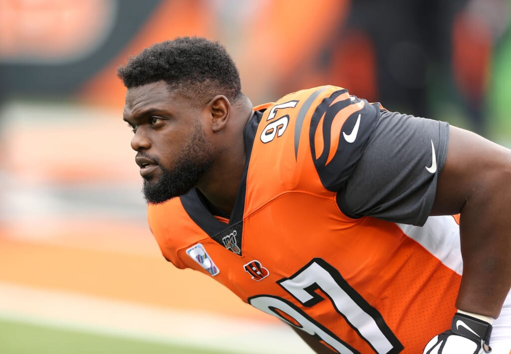 Ideal landing spots for key NFL free agents remaining: Geno Atkins to Buffalo Bills