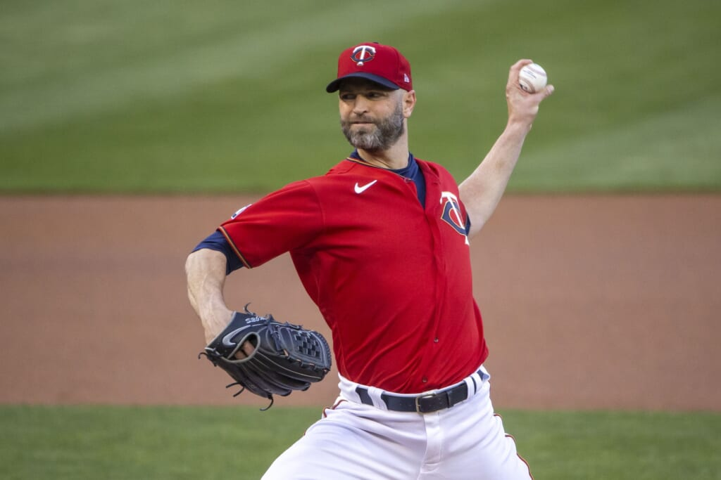 Minnesota Twins have a potentially stout starting rotation