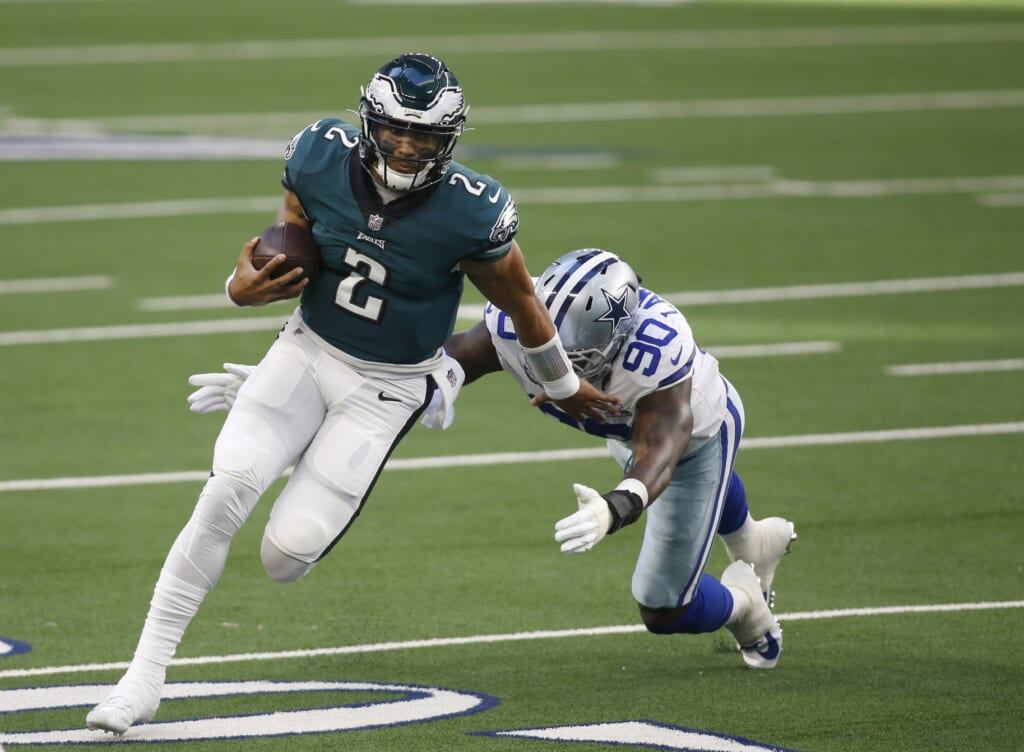 3 teams built for worst to first rise after 2021 NFL Draft: Philadelphia Eagles