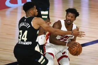 4 keys for Miami Heat, Milwaukee Bucks NBA Playoff series