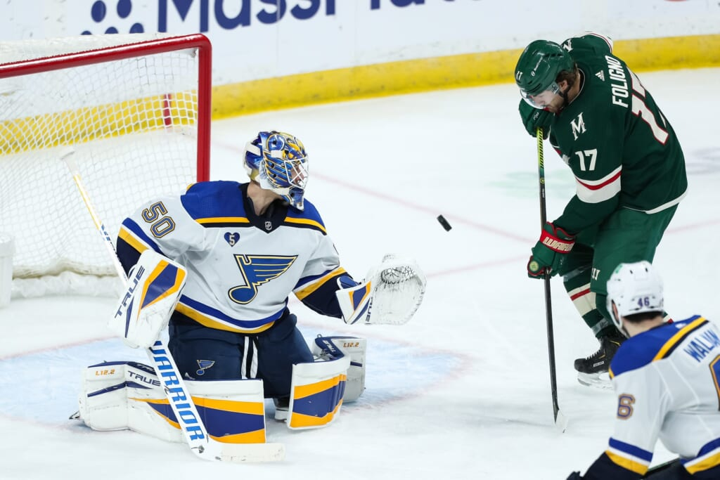 The 2020-21 NHL season's West Division winners and losers