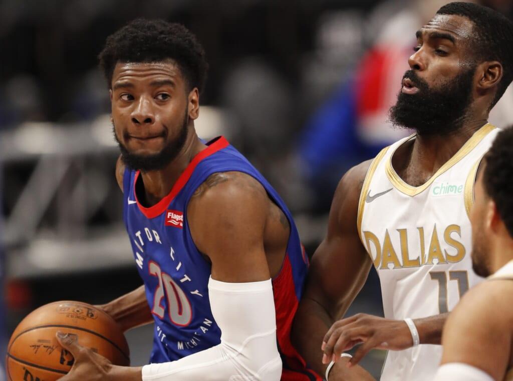 Detroit Pistons trade scenarios for 2021 NBA offseason