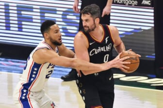 Houston Rockets trade for Kevin Love