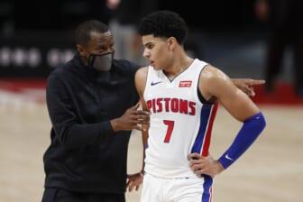 Detroit Pistons rumors, top free-agent & trade targets for 2021 NBA offseason