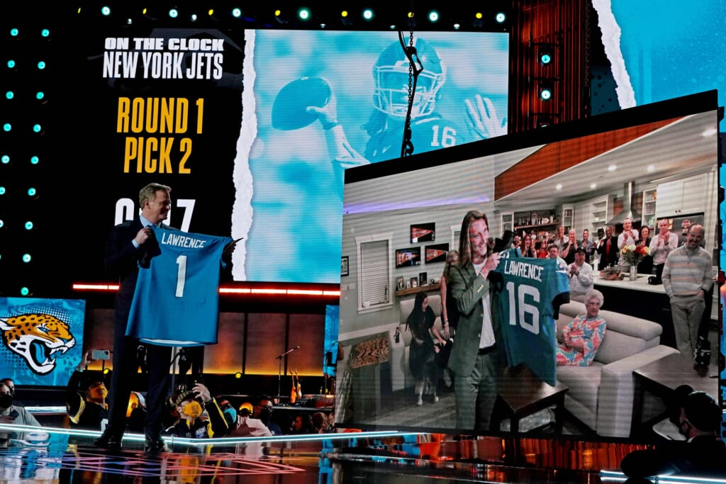 5 key teams who benefited most from 2021 NFL schedule: Jacksonville Jaguars