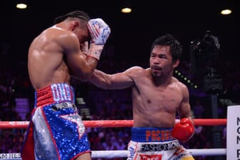 Manny Pacquiao vs. Errol Spence Jr. set for August 21