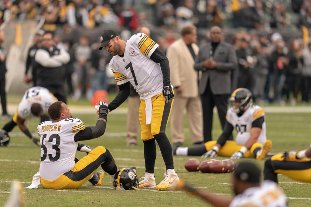 5 contenders with lingering flaws after 2021 NFL Draft: Pittsburgh Steelers
