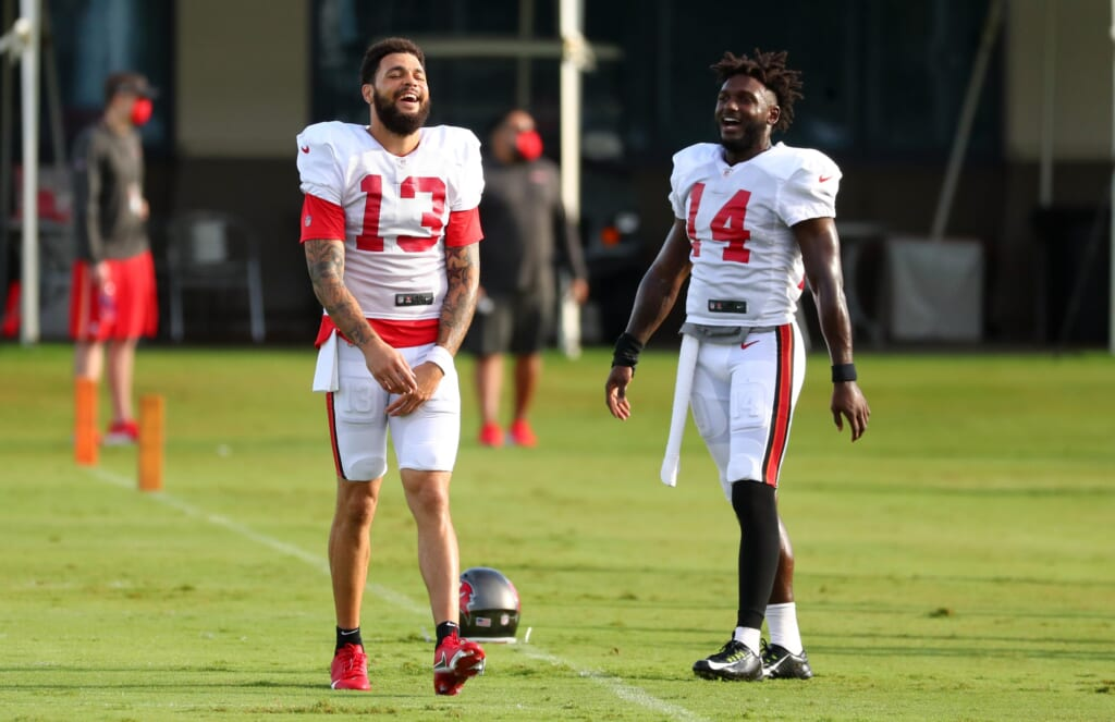 Tampa Bay Buccaneers don't really need Antonio Brown